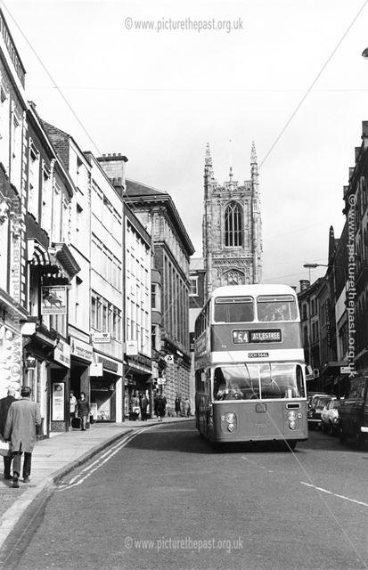 Trent double-decker bus