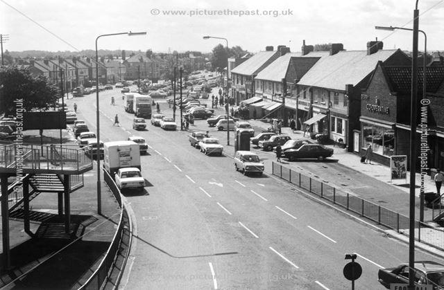 Osmaston Road shopping centre