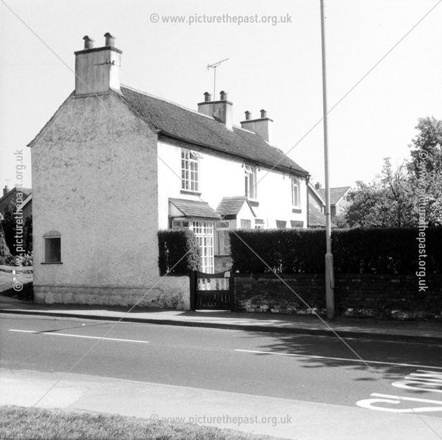 Cottage on Chaddesden Lane