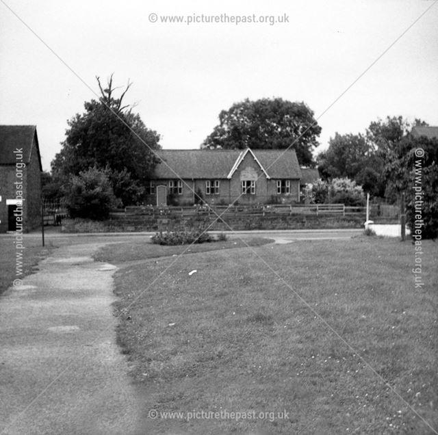 Parish Hall, Chaddesden Lane