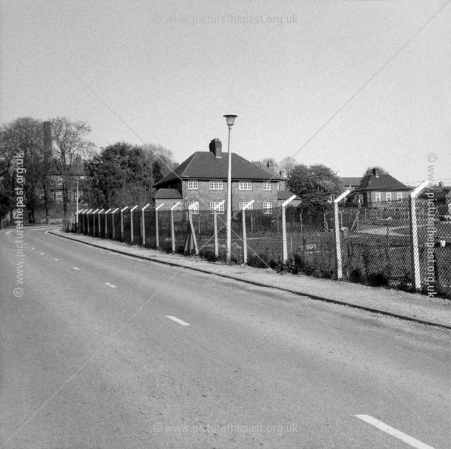 Derwent Hospital Drive, Chaddesden