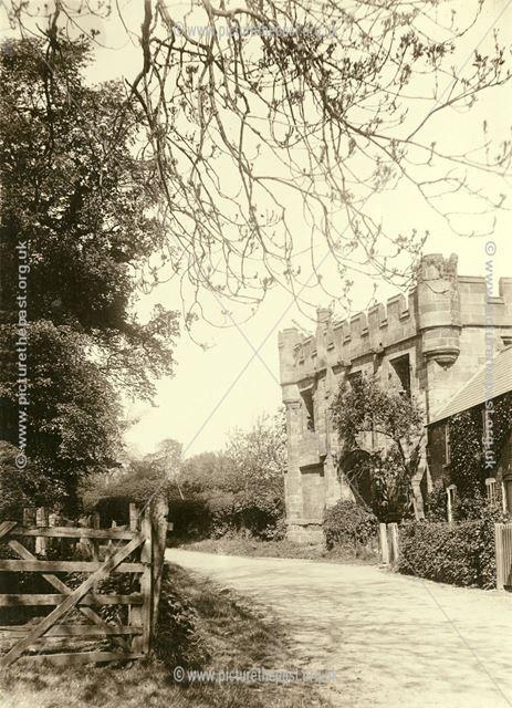 Mackworth Castle