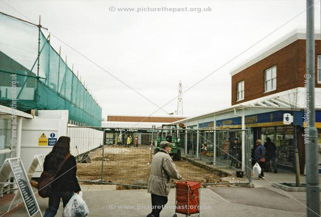 Asda redevelopment, phase 2