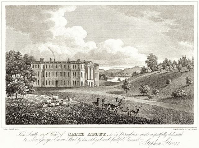 Calke Abbey, Ticknall