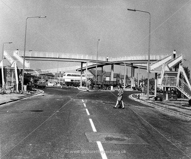 'Spider Island' Bridge, Mitre Island, Allenton