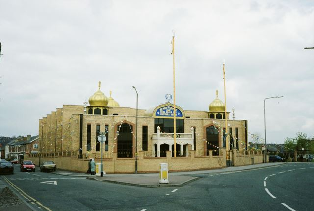Guru Arjan Dev Gurdwara Temple