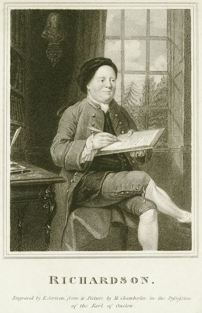 Samuel Richardson (1689-1761) - author