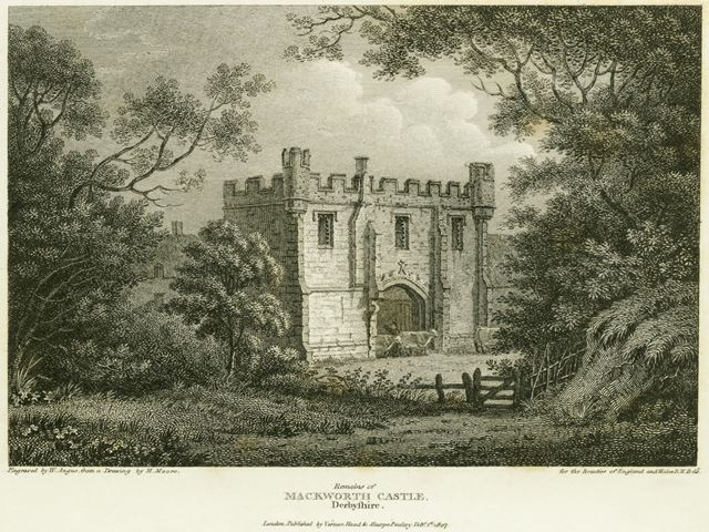 Mackworth Castle