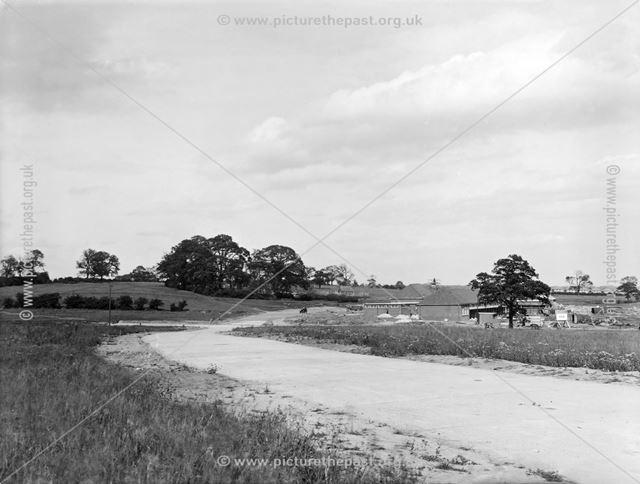 Development of Worcester Crescent, Chaddesden