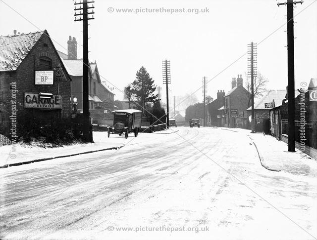 Littleover Garage, Burton Road