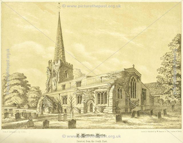 St Matthew's Church, Morley