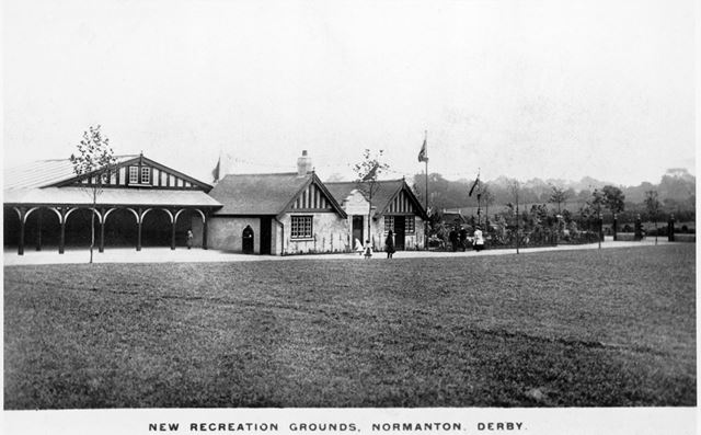 New Recreation Grounds, Normanton