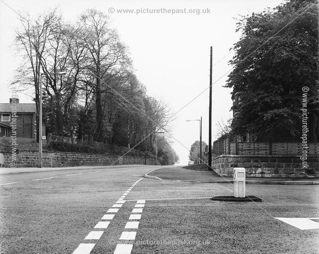 Junction of Stenson Road and Littleover Lane