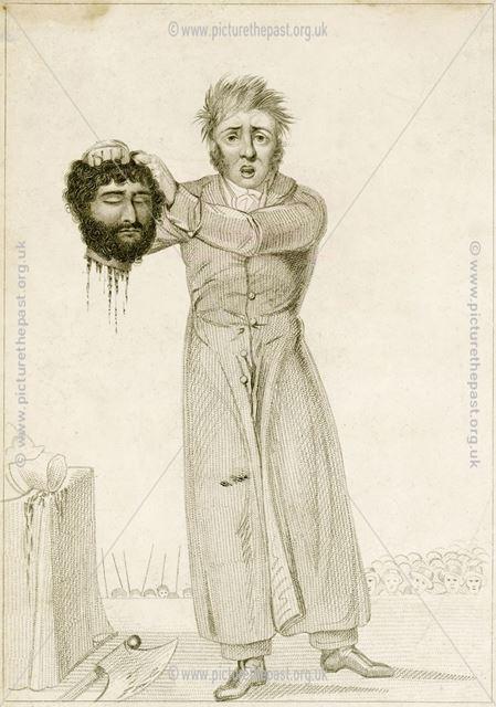 Jeremiah Brandreth, a traitor