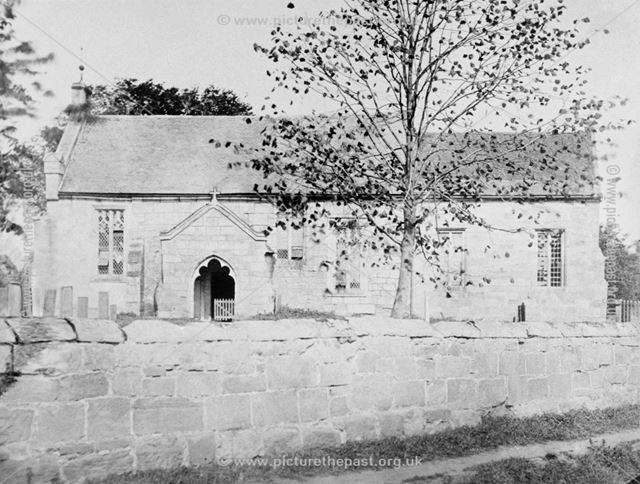 St Mary's Church, Boulton