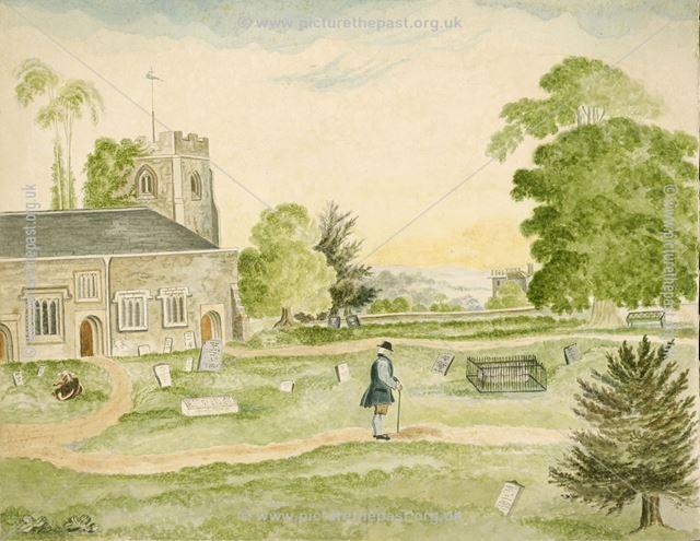 St Helen's Church, Etwall