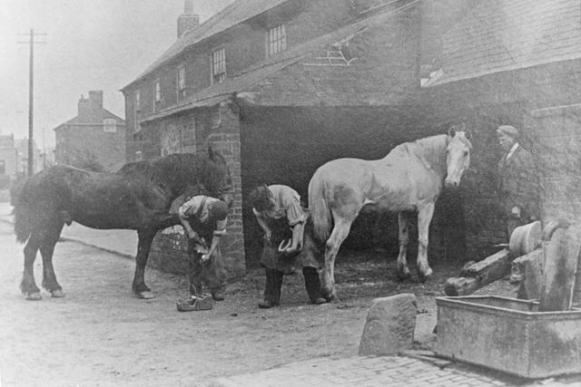 Blacksmiths, Spondon