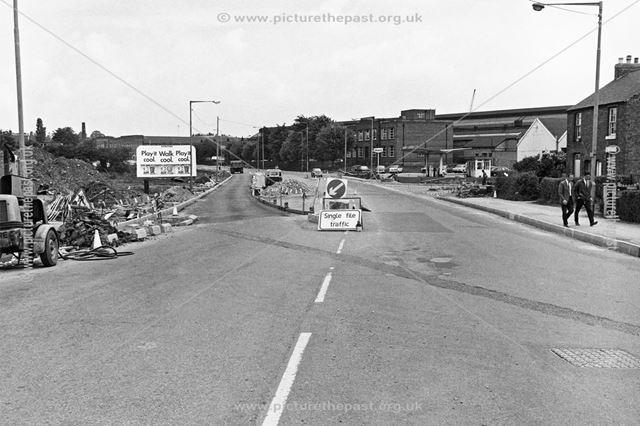 Merrill Way - Sinfin Lane Link Road development, Allenton-Sinfin