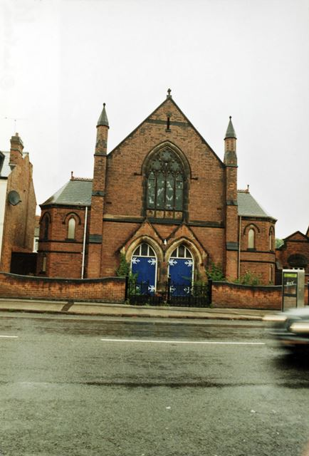 Wilmorton Methodist Church