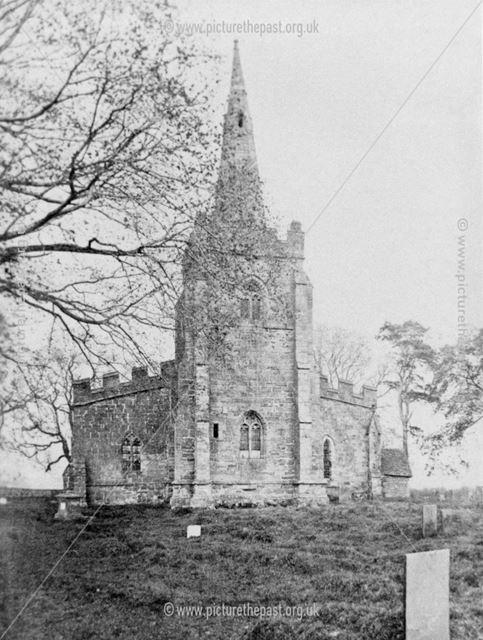 St Mary's Church, Weston on Trent