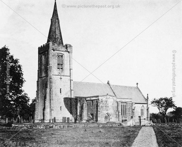 All Saints Church, Mackworth