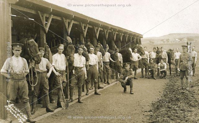 Royal Field Artillery, c 1923