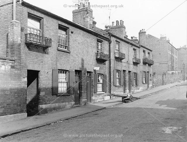 Tyne Street, Lenton