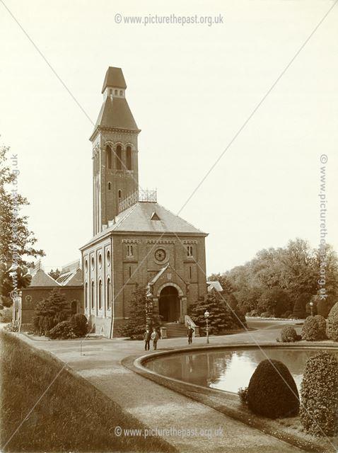 Bestwood Pumping Station, Bestwood, Nottingham, c 1914