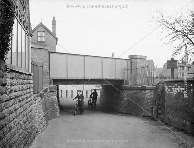 LMS Railway Bridge, Lenton