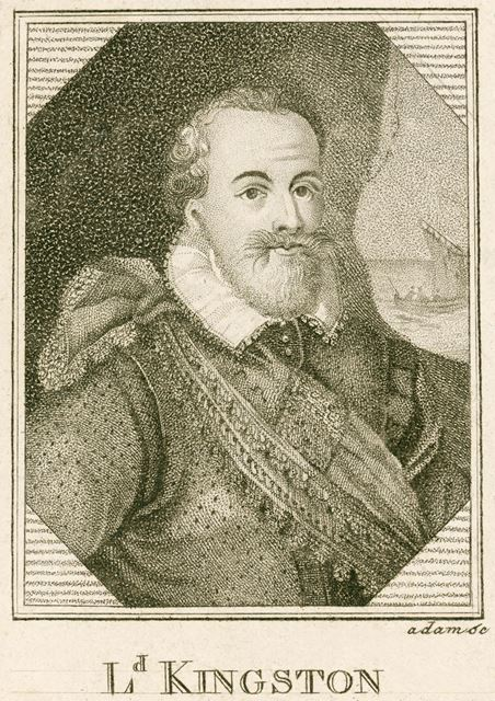 Robert Pierrepont, 1st Earl of Kingston (1584-1643), Royalist in the English Civil War