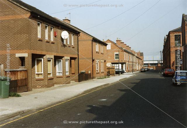 Forster Street, Radford, Nottingham, 1993
