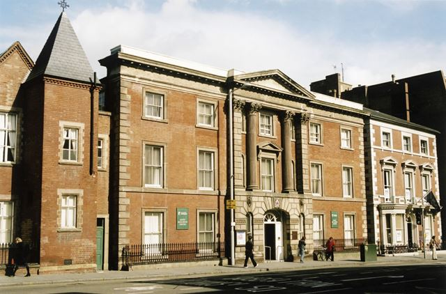 Adult Education Centre, 14-22 Shakespeare Street, Nottingham, 2007