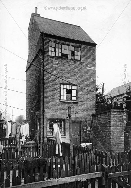 Park Street, Lenton, Nottingham, 1952