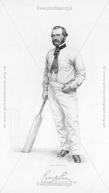 George Parr, c 1860