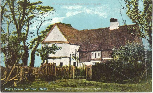 Henry Kirke White's cottage
