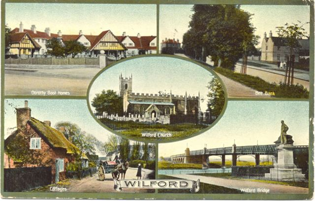 Five Views of Wilford