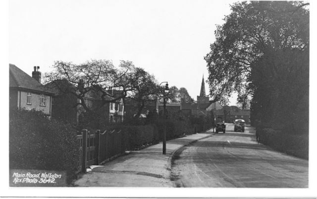 Main Road, Wollaton
