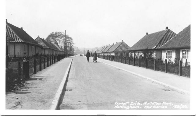 Dorket Drive, Wollaton Park