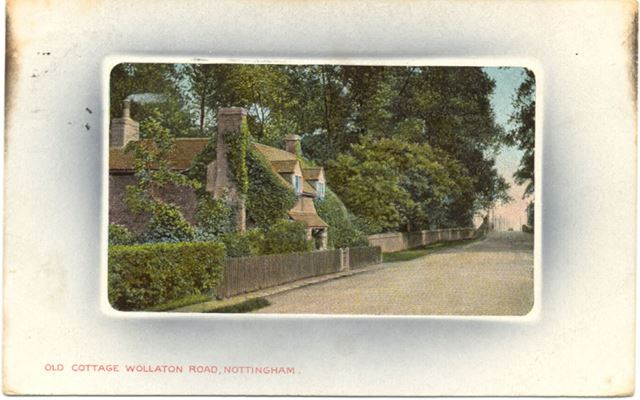 Old Cottage, Wollaton Road