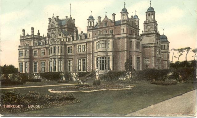 Thoresby House