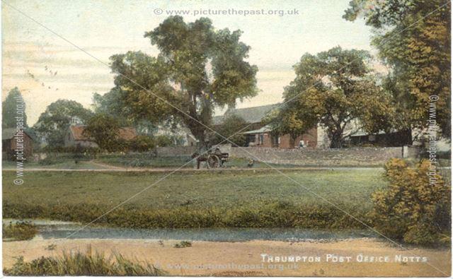 Thrumpton Post Office, Notts