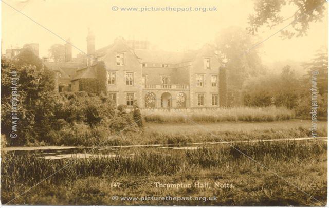 Thrumpton Hall, Notts