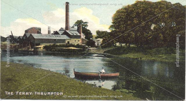 The Ferry, Thrumpton
