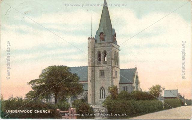 Underwood Church