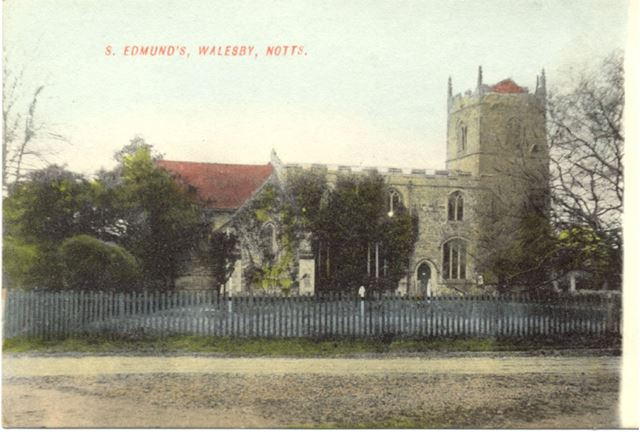 St. Edmunds Church , Walesby