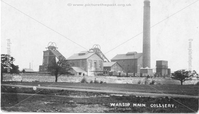 Warsop Main Colliery