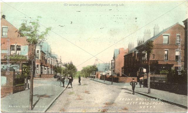 Trent Boulevard, West Bridgford, Notts