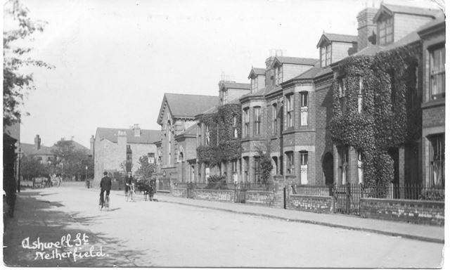 Ashwell Street, Netherfield