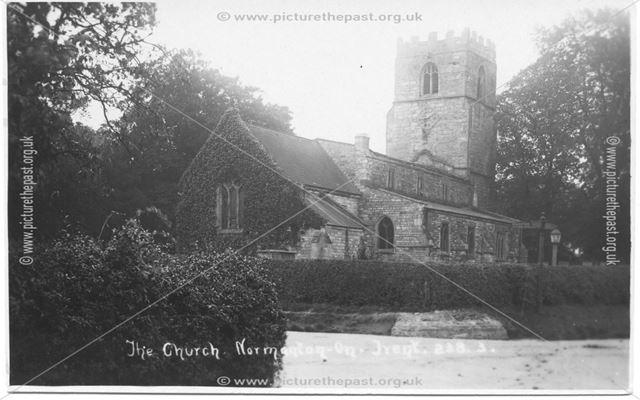 St. Matthew's church, Normanton on Trent