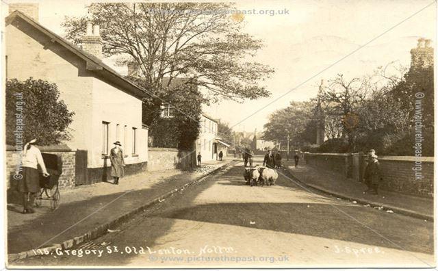 Gregory Street, Old Lenton